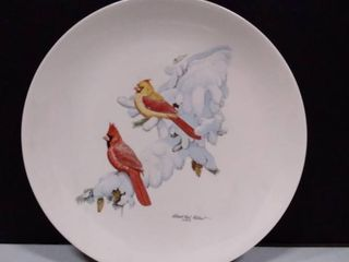 limited Edition Christmas Plate