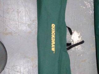 quickdraw camping   Army cot