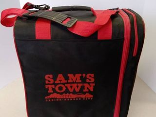 Sam s Town Casino Kansas City carrying tote