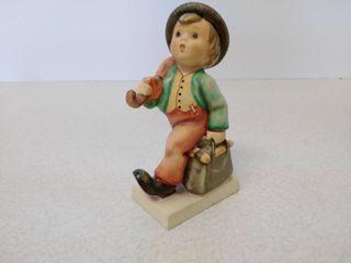 vintage Goebel Hummel the merry Wanderer