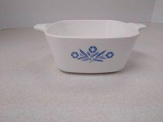CorningWare blue Cornflower dish