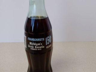 Coca Cola 8 oz bottle Michigan s little Bavaria