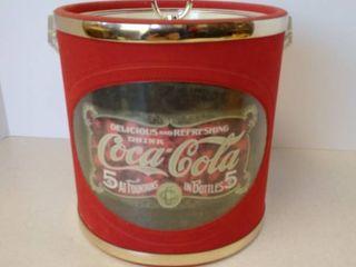 Coca Cola ice bucket