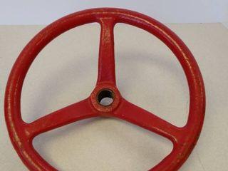 cast iron Valve wheel handle open close