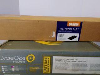 Cyclops Power Fluid with Training Mat