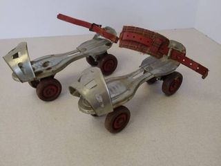metal adjustable rolling skates