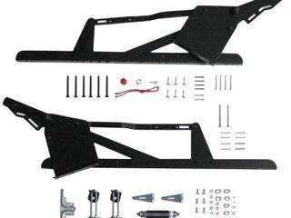 E900 Universal One Piece Garage Door Hardware Kit