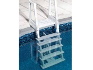 Blue Wave Heavy Duty In Pool ladder for Above Ground Pools
