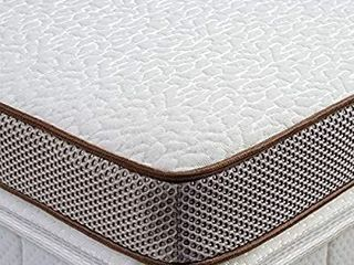 BedStory 3 Inch Memory Foam Mattress Topper  Cooling Gel Infused Toppers for Bed  Premium Mattress Pad with Removable Soft Cover  2 layer Ventilated Design   CertiPUR US Certified Foam  Queen Size