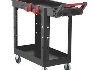 Rubbermaid heavy duty adaptable cart