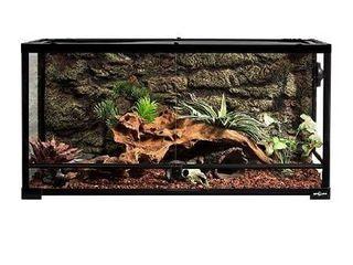 Reptizoo reptile glass 18 x18