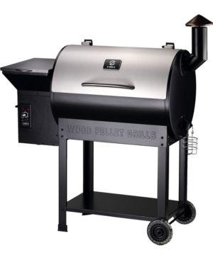 Z Grills Premium 7002 Series Stainless Steel Xl Wood Pellet Grill