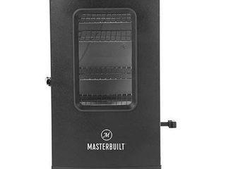 Master built Bluetooth electric smoker