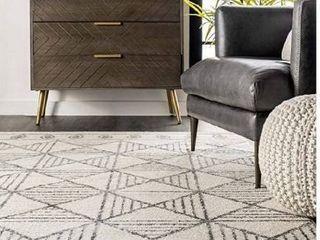 rug 6 7 x9  off White style rug 6 7 x9  off White style  ACGE04A
