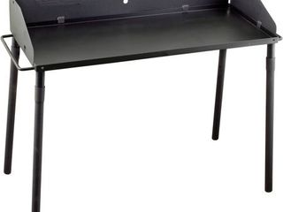 Camp Chef 3 Sided Heavy Duty Steel Dutch Oven Table NO lEGS