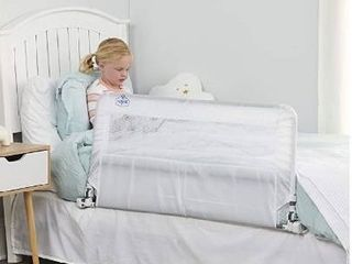 Regalo HideAway Bed Rail Guard  with Reinforced Anchor Safety System