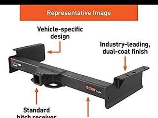 CURT 15005 Xtra Duty Class 5 Trailer Hitch  2 Inch Receiver  Select Ram 1500