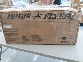 Radio Flyer All Terrain Pathfinder Wagon with Air Tires