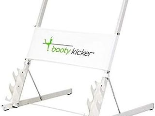 Booty Kicker a Home Fitness Exercise Barre Folds Flat Portable Storable Stron