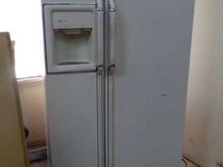 GE 21 7 Cu Ft French Door Refrigerator