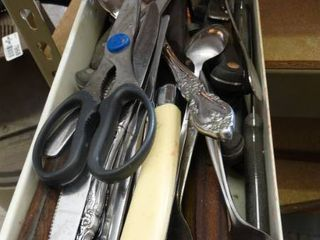 lot of Various Silverware