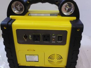 Ultra performance 5 in 1 power station with jump start