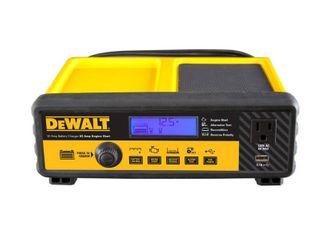 DEWAlT 30 Amp Automotive 12 Volt Bench Battery Charger