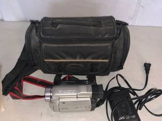 JVC Digital Video Camera With Bag Untested