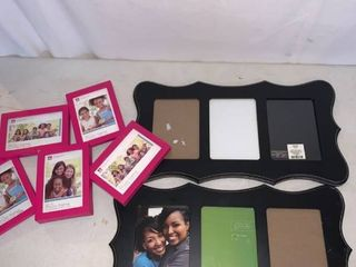 lot of 3 Cute Picture Frames