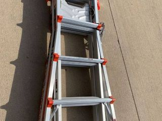 little Giant Type IA M17 ladder 300 lb Rating