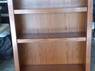 Bookcase  Signature Design by Ashley Cross Island Medium Bookcase   Medium Brown