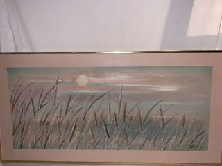 lee Reynolds Pussy Willow Painting