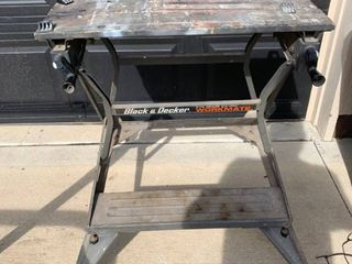 Black and Decker Deluxe Dual Height Workmate