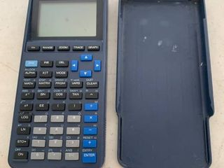 Texas Instruments TI 81 Graphing Calculator Needs Batteries