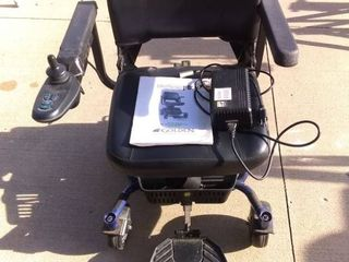 lite Rider Rear Wheel Drive Power Chair In Good Condition Tested And Working
