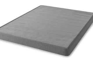 Priage by Zinus Deluxe 5 Inch Smart Box Spring  Mattress Foundation  Twin  Grey  Retail 119 49
