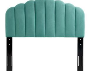 Modway Veronique King CA King Headboard  Teal