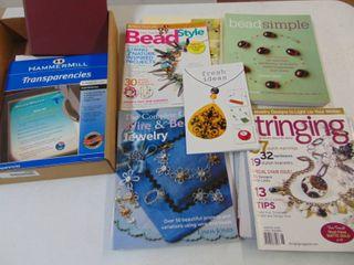 Craft and Beading Books