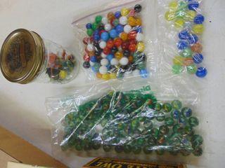 Miscellaneous Vintage Marbles