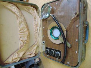 Vintage Photo Editor machine