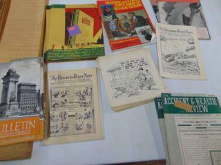 Miscellaneous Vintage literature
