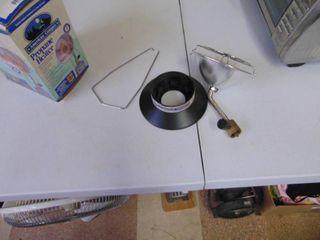 Propane Heater   For Small Bottle