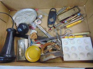 Miscellaneous Bullet Pencils and Collectibles