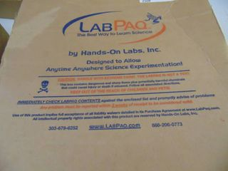 lab Pad   Science Experiment in a Box