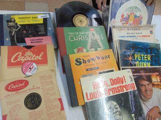 Miscellanoeus Vintage Records
