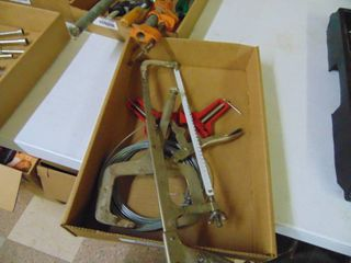 Visegrip Clamp and Saw