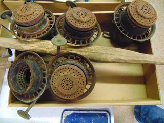 Vintage Stove Burners IJ