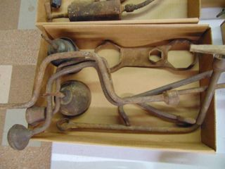 Oilers and Vintage Wrenches