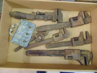 Pipe Wrenches and more