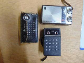 3 Transistor Radios